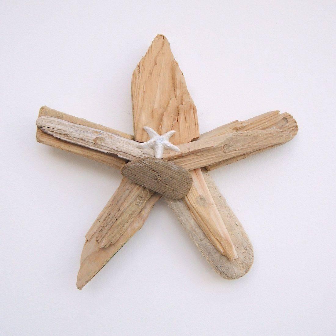 Driftwood Starfish 9