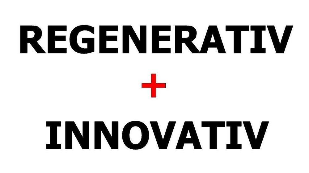 Regenerativ + Innovativ _ regenerative + innovative _ Auf dieser Seite erfahren Sie mehr über die Verwendung von erneuerbaren Energieträgern in unseren Bauwerken.