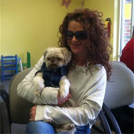 WENDY WITH BENTLY
