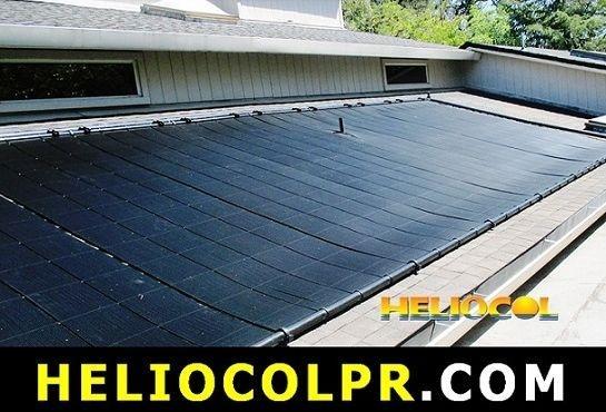 Calentador Piscina Solar Puerto RIco