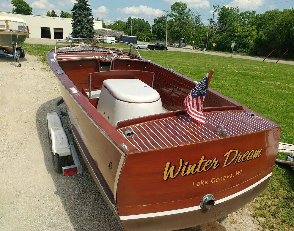 Chris Craft Utility for sale