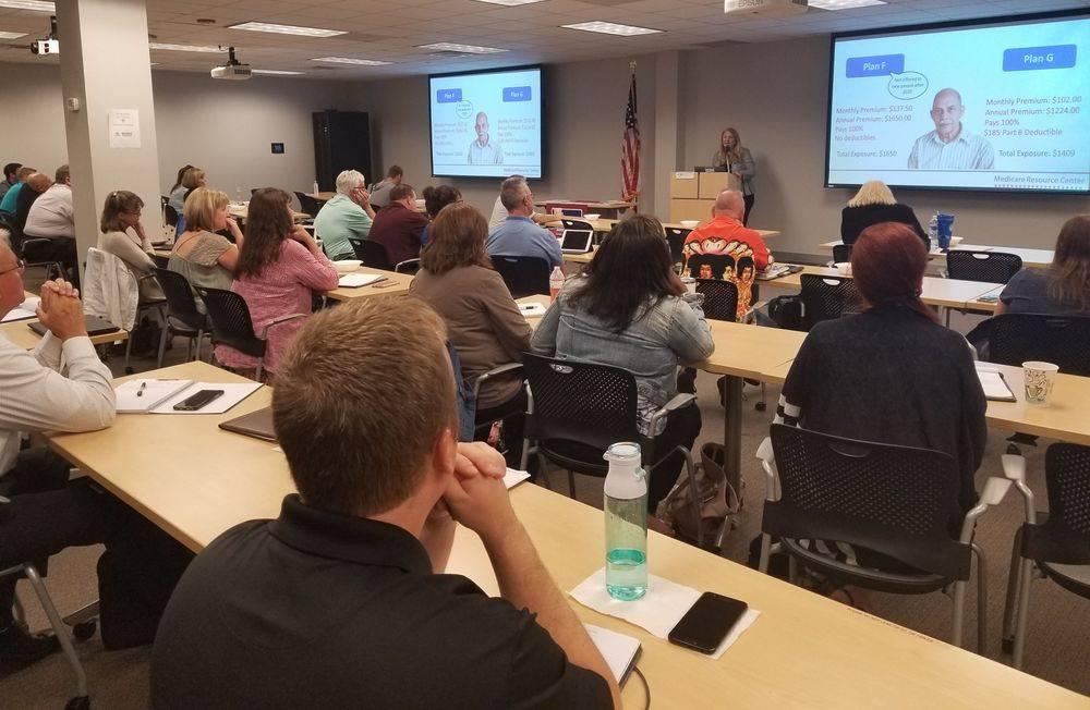 Medicare Bootcamp training