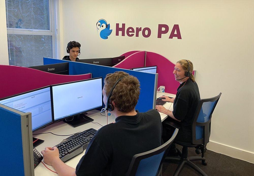 Hero PA Homepage Banner