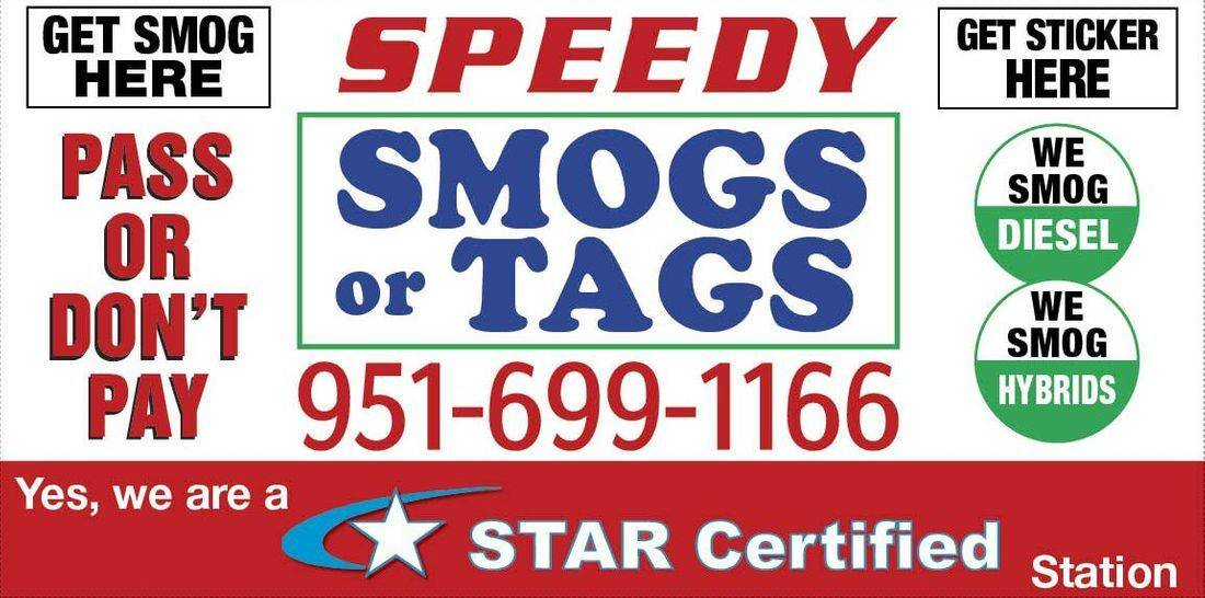 pass or don't pay smog