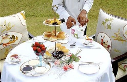 This is Arista's High Tea Service