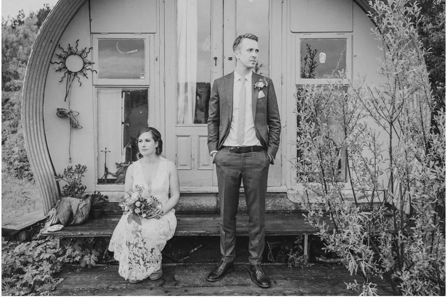 Boho Weddings at Coed