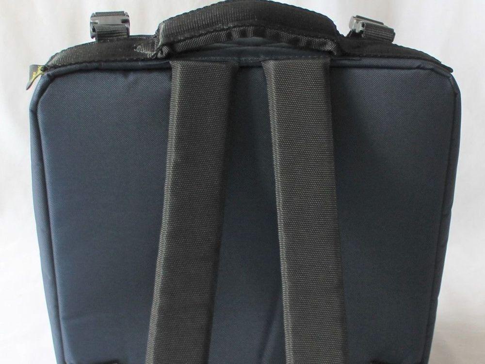 Standard large melodeon bag - blue