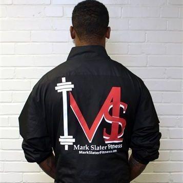 Mark Slater Fitness Spring Jacket