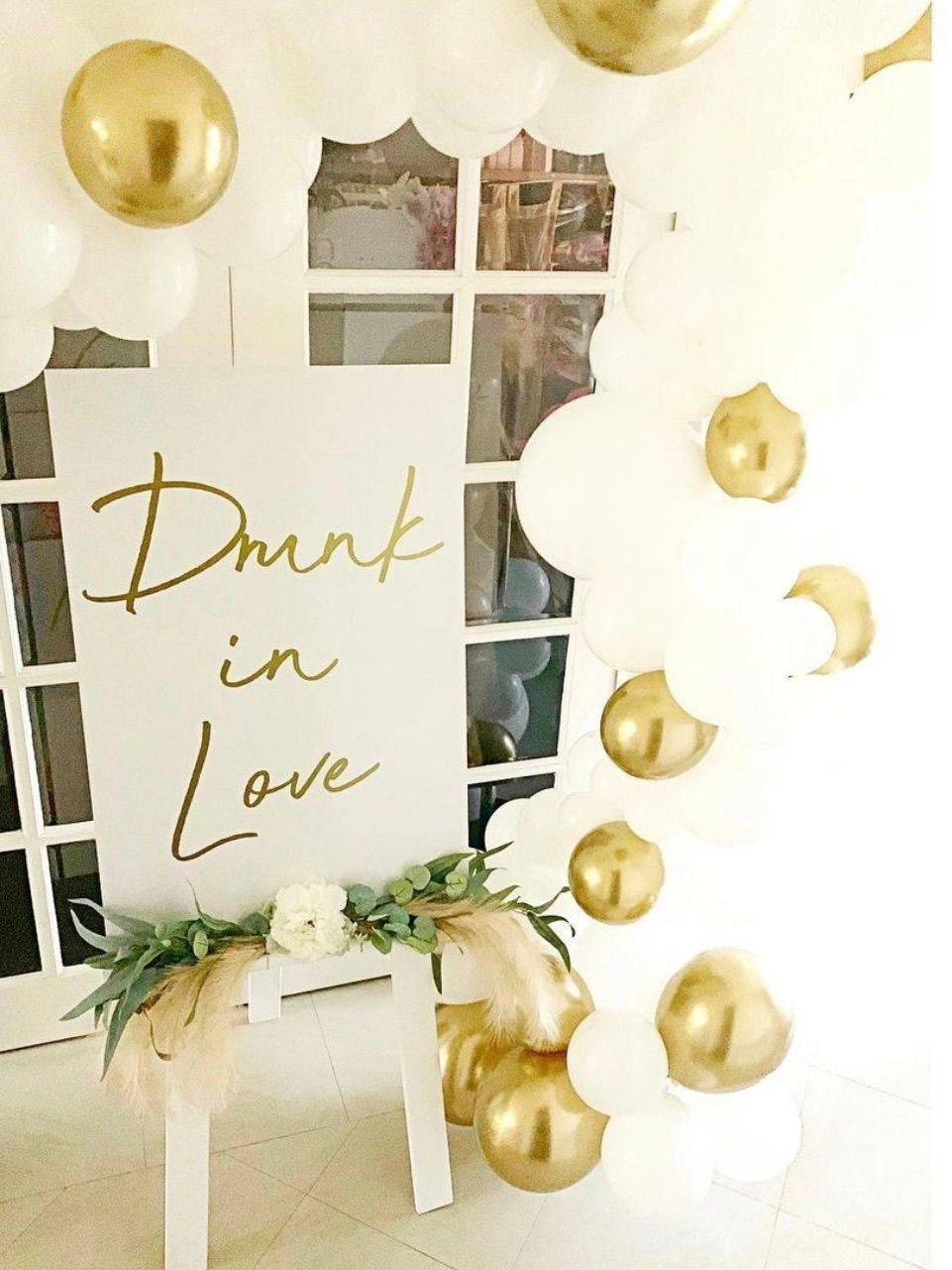 Drunk in Love Sign