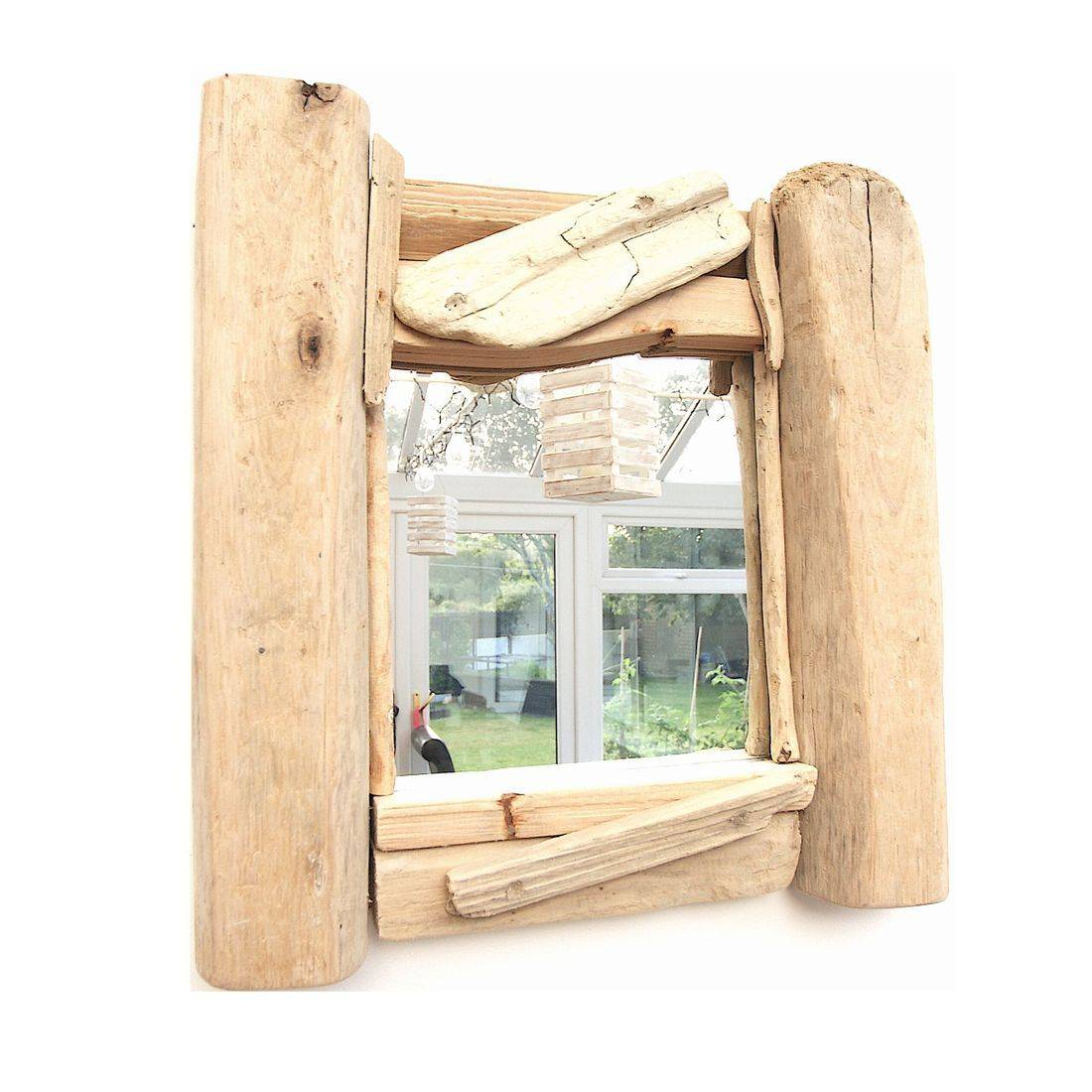 Driftwood Mirror 35