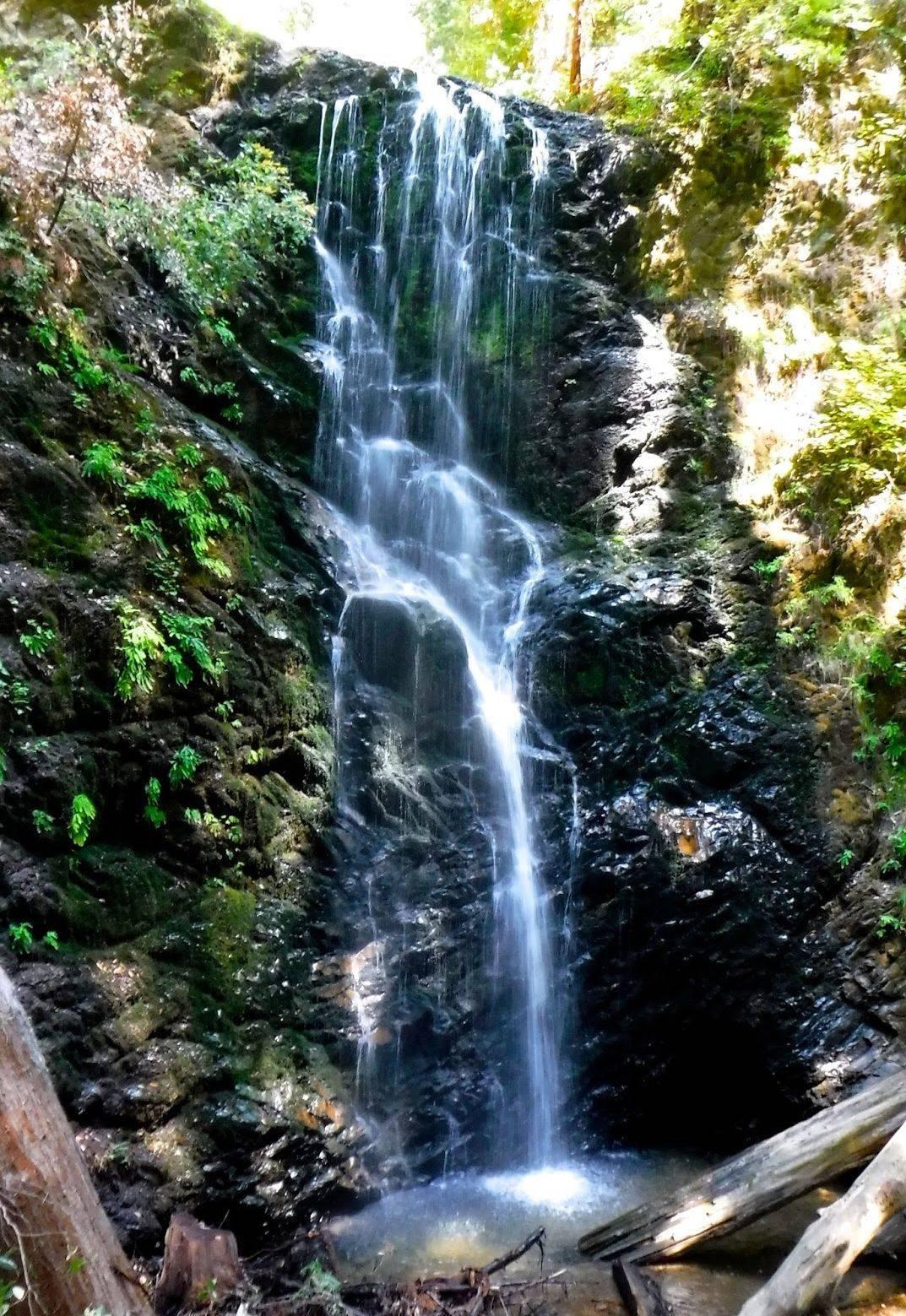 Berry Creek Falls, Big Basin ghost, haunted