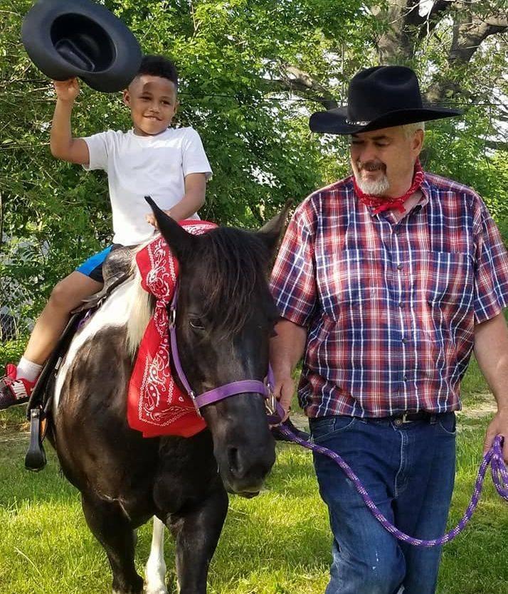 Cowboy Pony rides