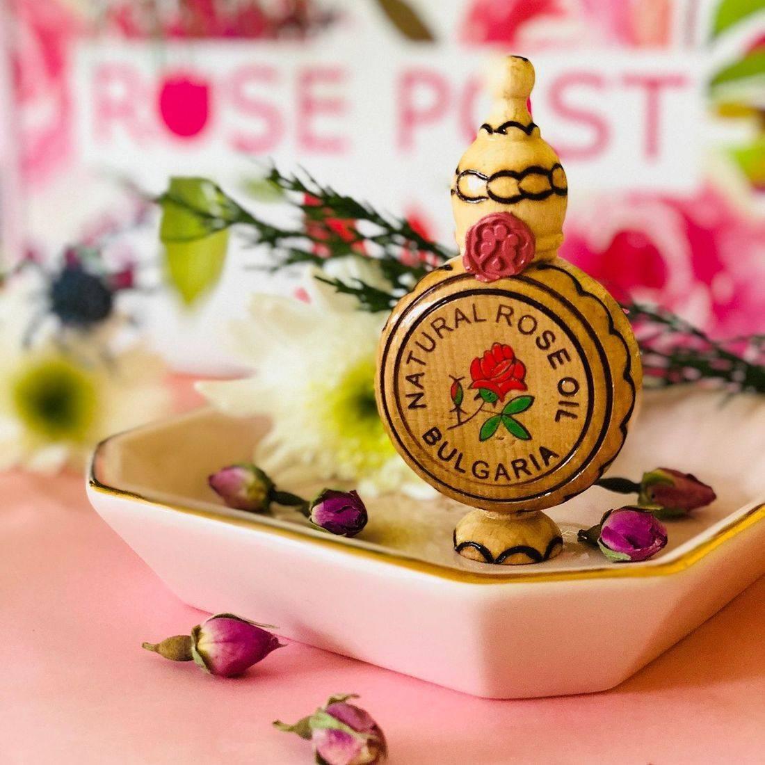 RosePost Blog, Rose Skincare, Rose Oil Uses, Rose Oil in Beauty Routine