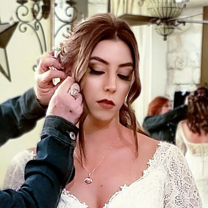 Best Bridal hair and makeup Artist of North Dallas