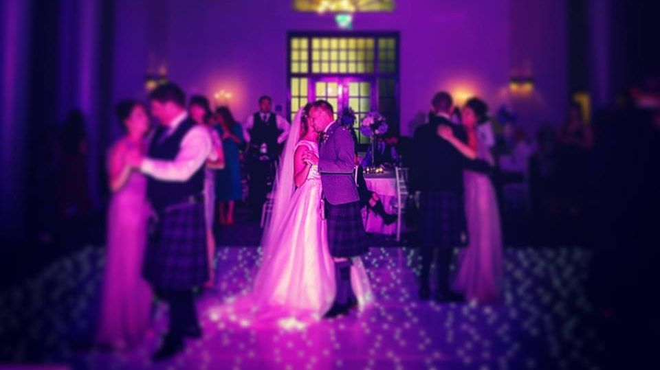 1st dance in Edinburgh