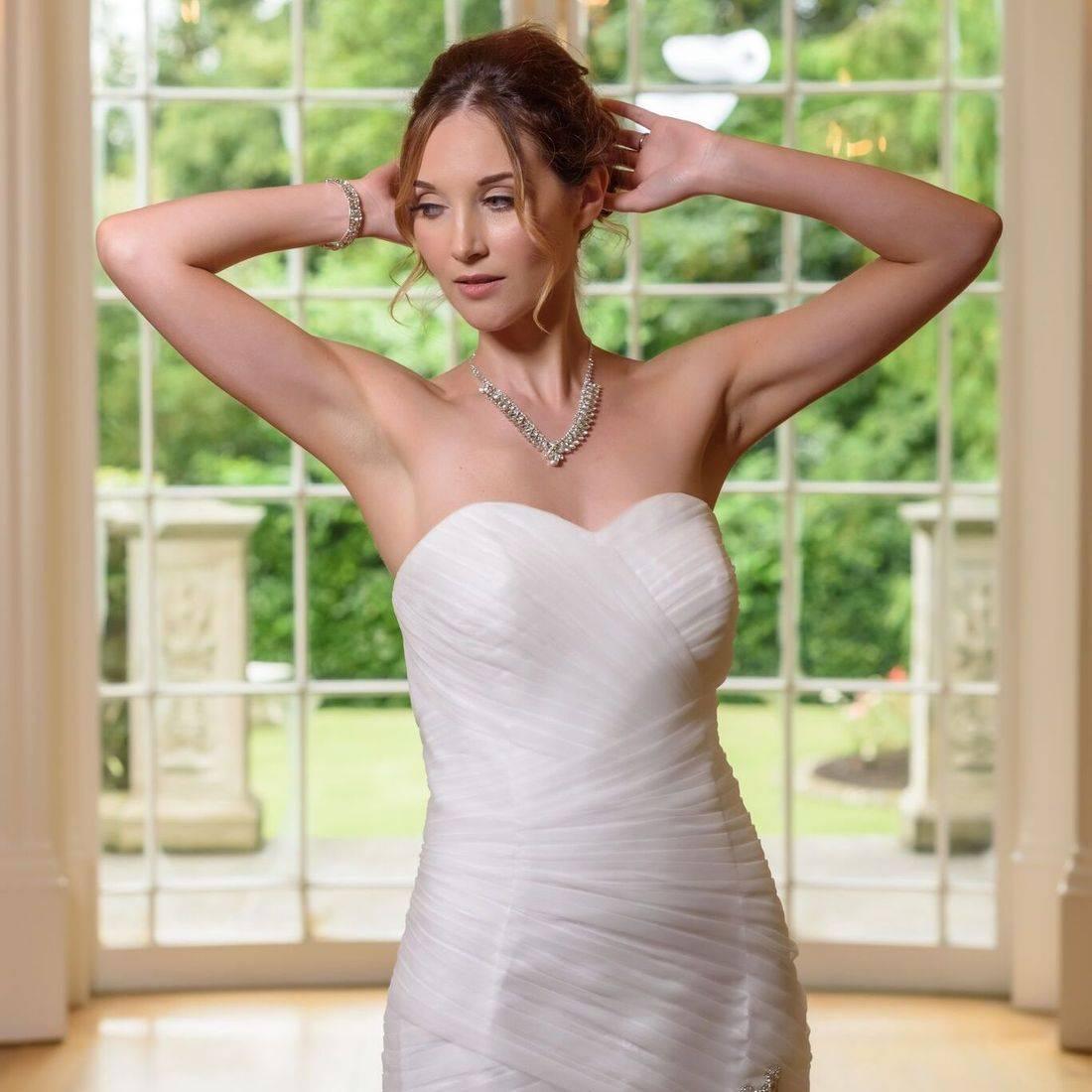 ruched bodice wedding dress, plain wedding dress, wedding dresses with sweetheart neckline, organza wedding dresses, simple wedding dresses