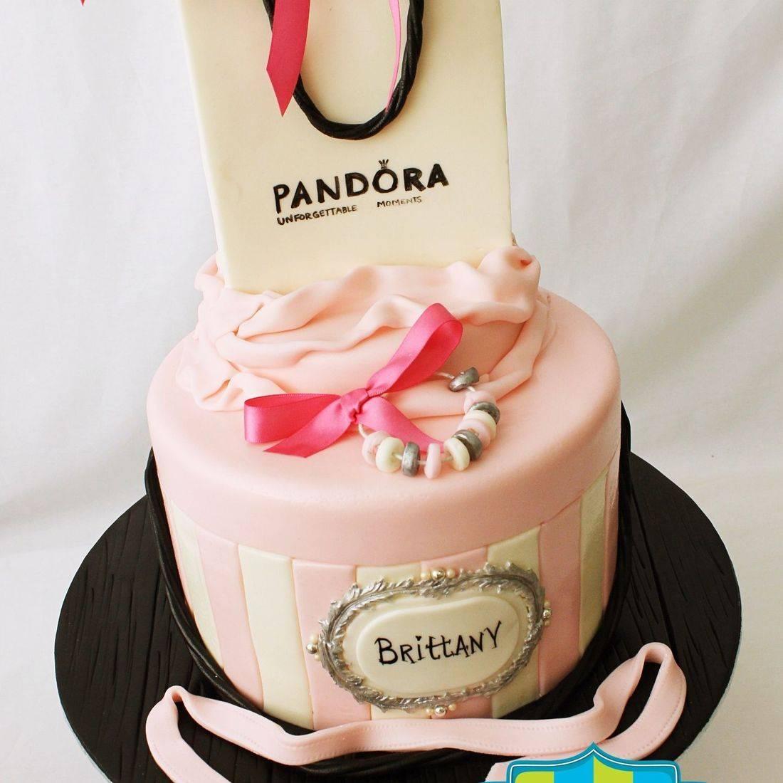 Pandora Fashion Cake Milwaukee