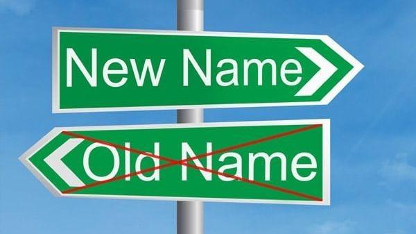 Legal name change in Alberta, Fingerprinting for Name Change