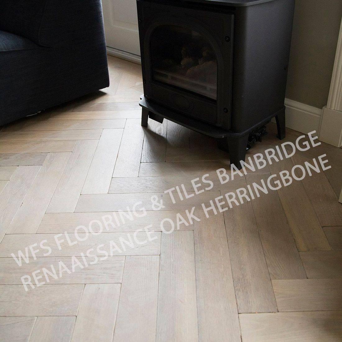 Renaaissance Oak Herringbone