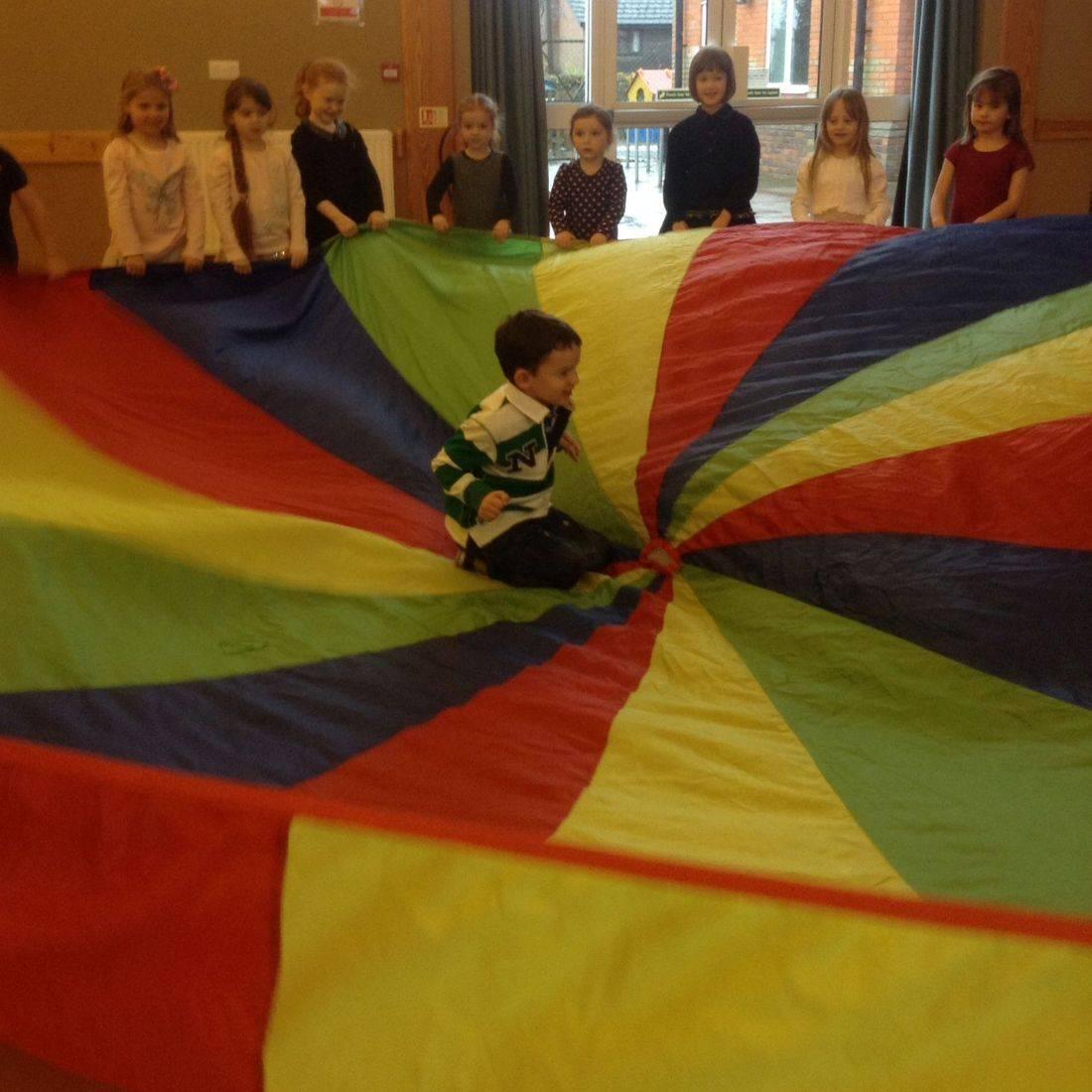 Parachute Games