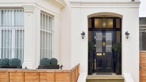 This exterior refurbishment brought this wonderful property back to life.