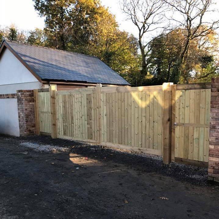 driveway gates south wales