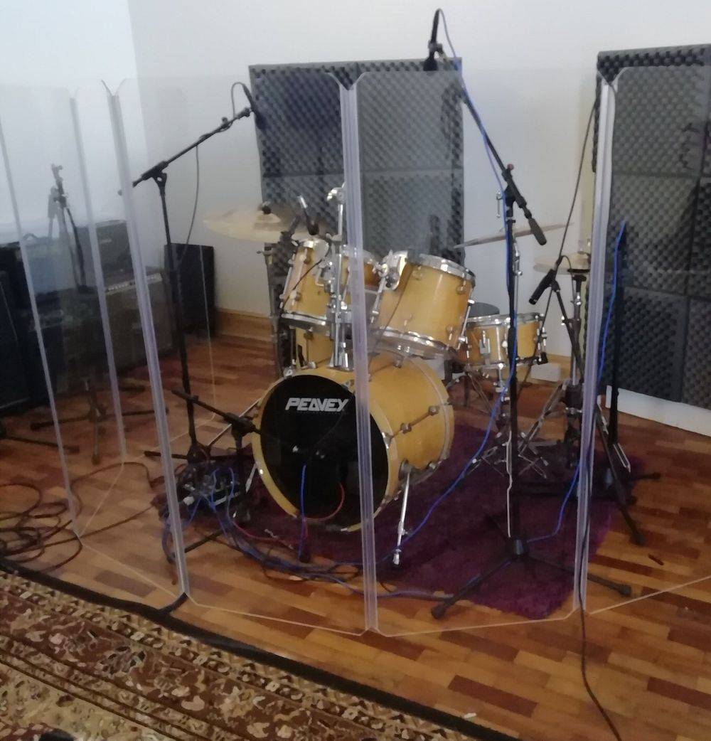 Live Room Drum Kit