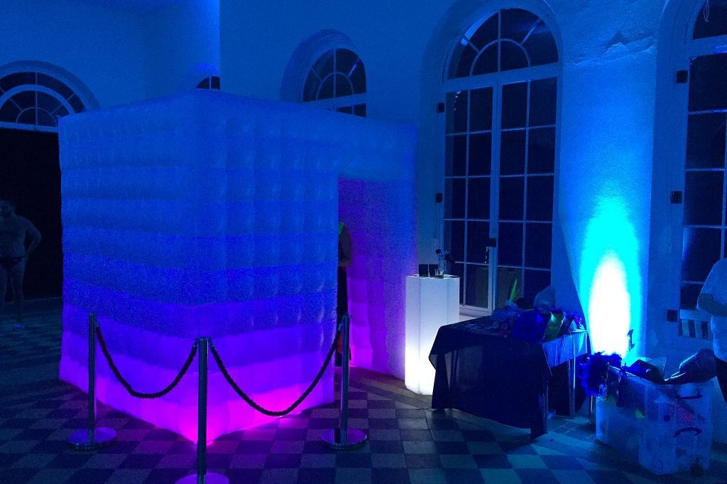 Photo Booth Hire in Northamptonshire
