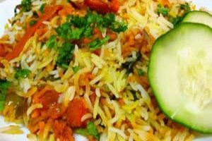 This is Arista's Masala Rice