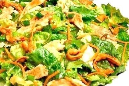Honey Sesame Chicken Salad