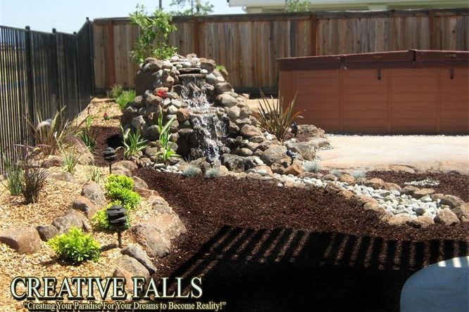 Elk Grove Custom Landscaping