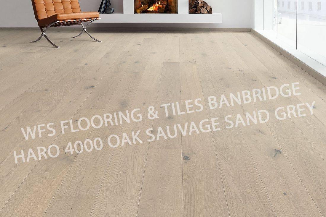 Haro 4000 Oak Sauvage Sand Grey