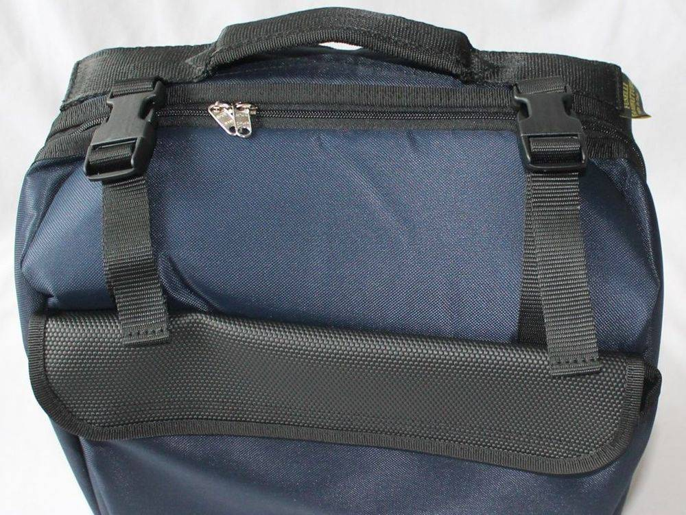 Standard small melodeon bag - blue