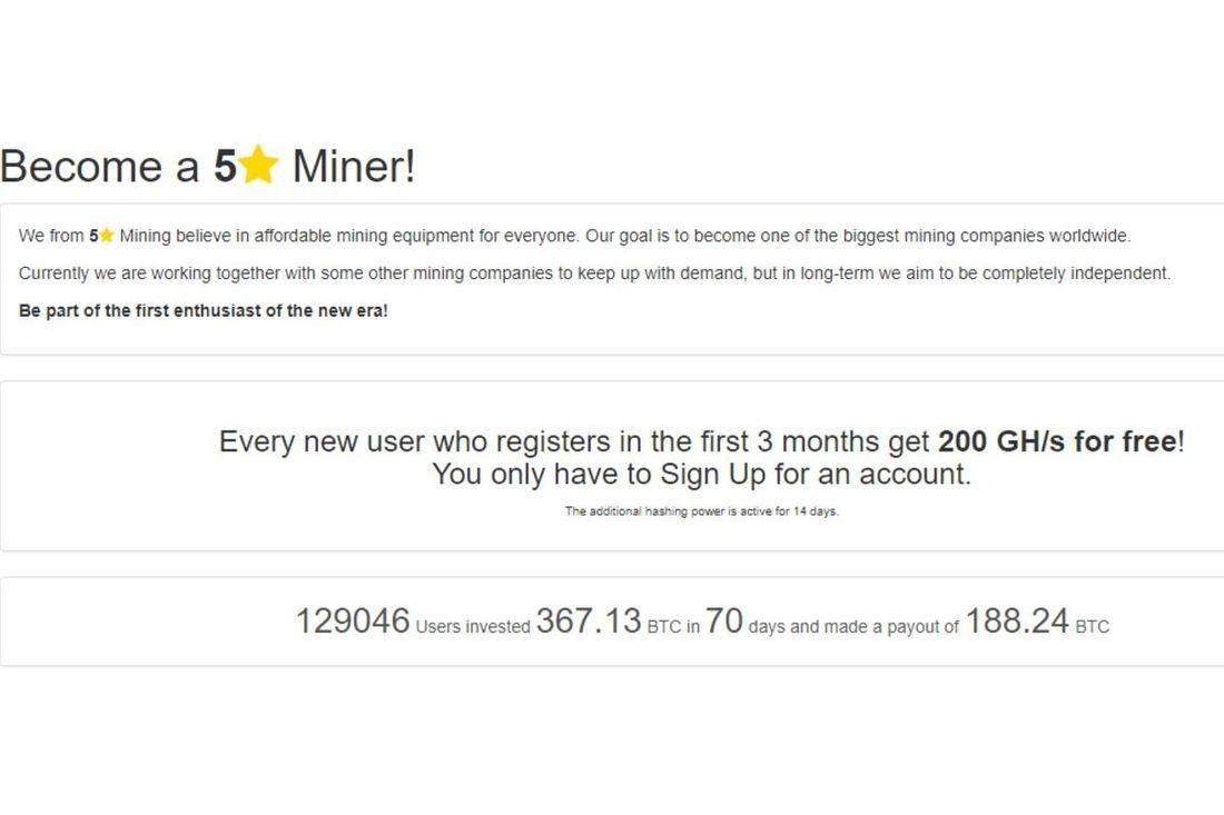 5 Star Miner