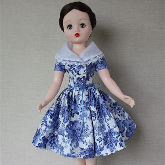 Cissy Doll Dress