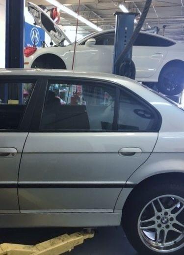 BMW  Audi, VW, Porsche, Mercedes-Benz, Range Rover,