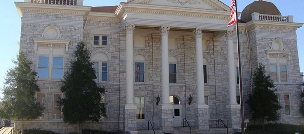 Shelby County Courthouse, Shelby County, Alabama
