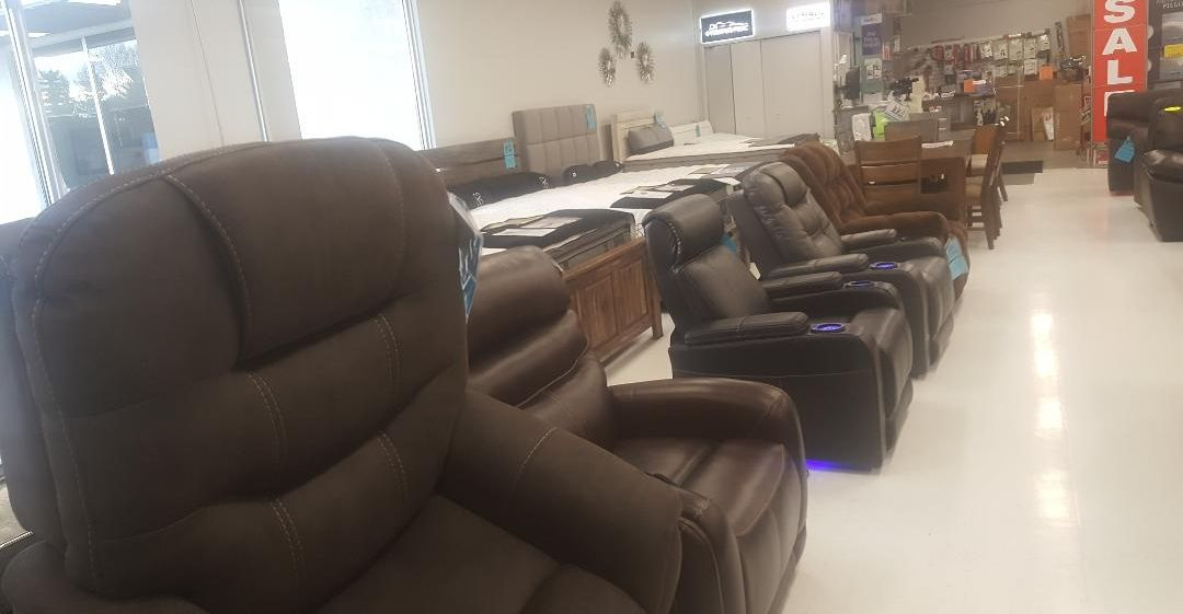 RECLINER SALE $499 TO $1599