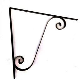 single scroll mounting bracket