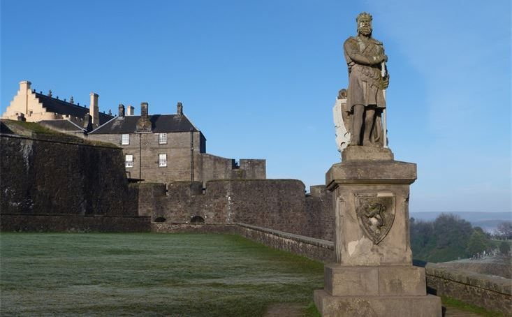stirling castle guided tour scotland