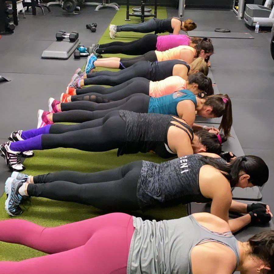 Group class - DF Fitness Martial Arts Center - Gloucester, MA