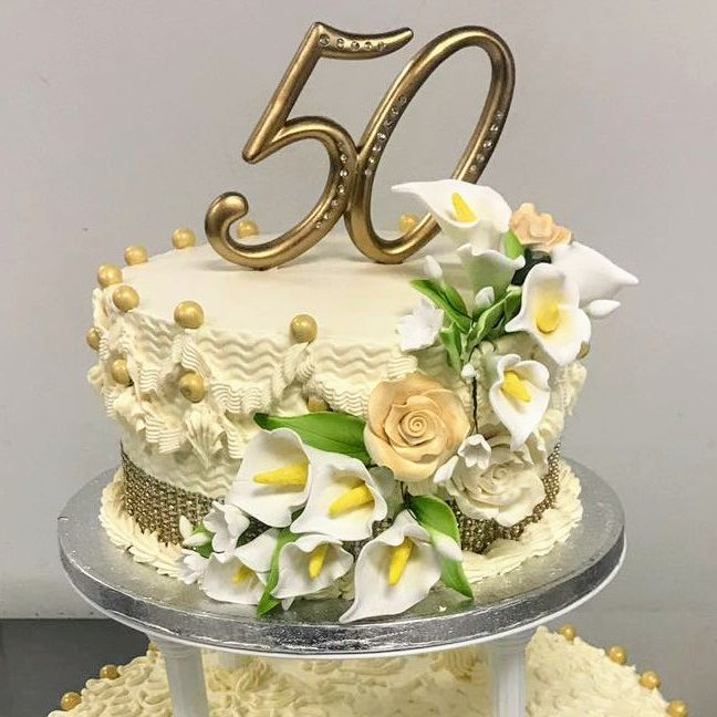 Wedding cake # 5
