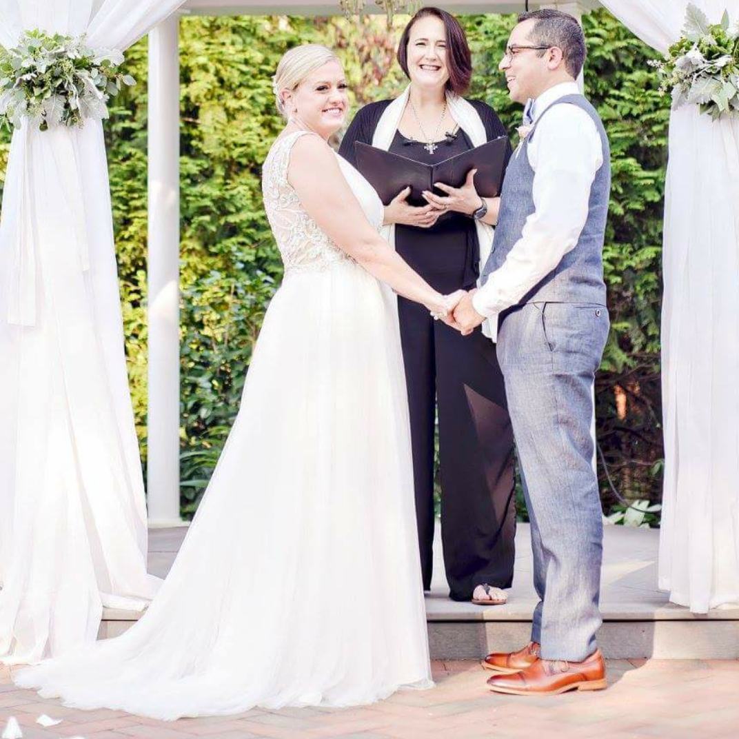minister, officiant, wedding, venue, Charlotte, NC