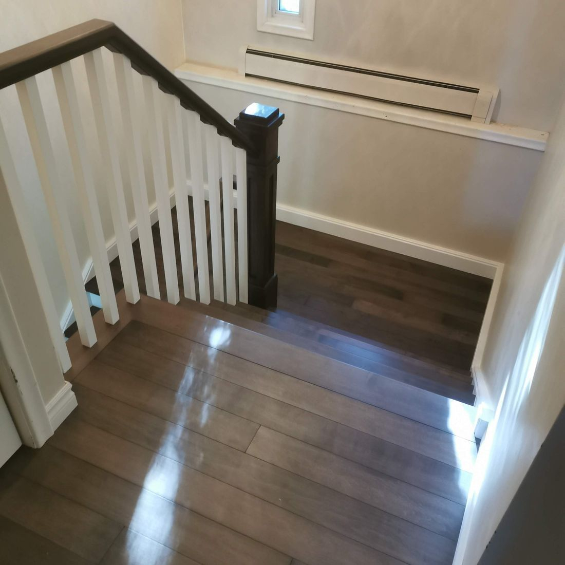 Guelph Stair and Railing renovation