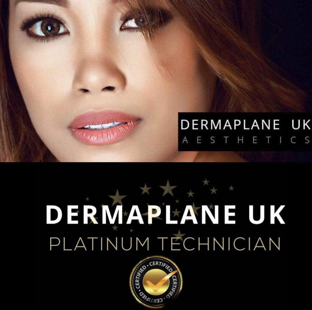 Dermaplane UK Certified