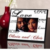 personalized love picture frame