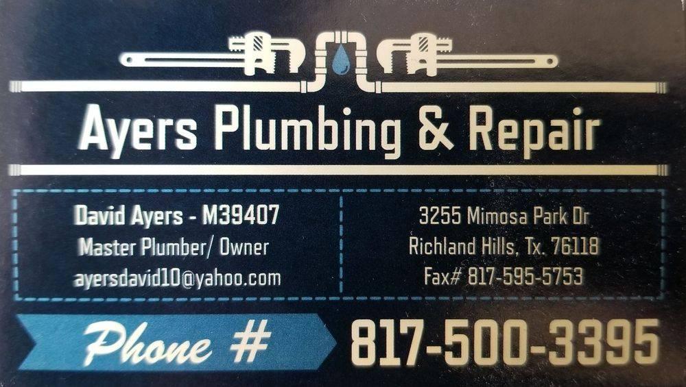 Ayers Plumbing Service