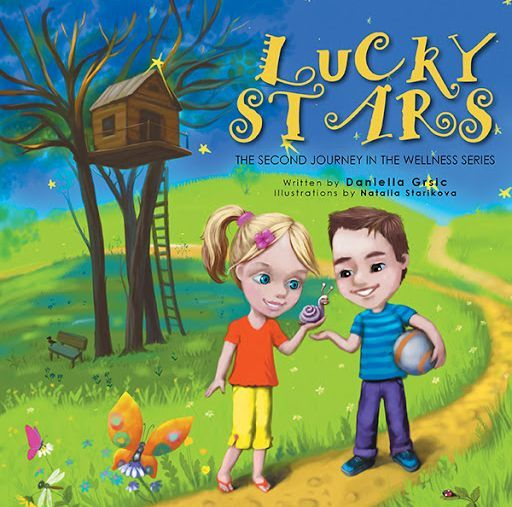 Lucky Stars: The Second Book in the Wellness Series by Daniella Grsic