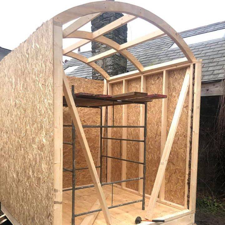 New Accommodation coming to Coed Weddings
