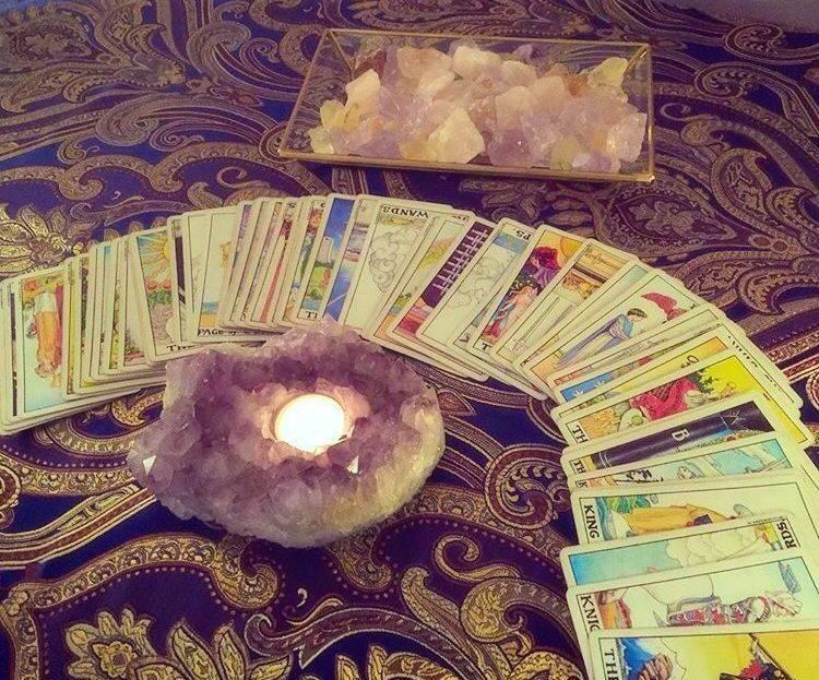Tarot Cards Spread
